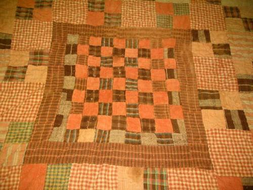 Quilt. Collections of the North Carolina Museum of History, Accession number 2004.185.1
