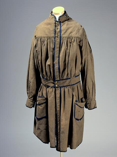 Camp coat of Maj. Gen. Robert F. Hoke. NC Museum of History Accession Number 19xx.330.35