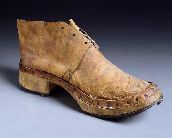 Shoe slaves